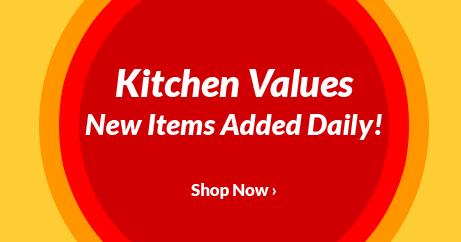 Kitchen Values - Shop Now