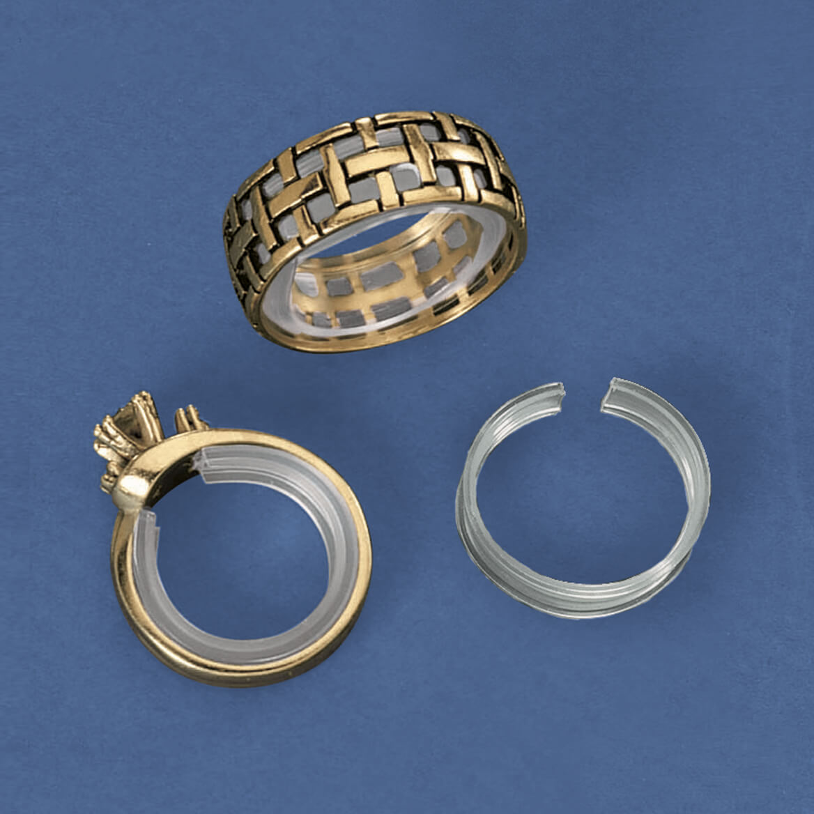Ring Band Size Adjusters Set of 5-303150