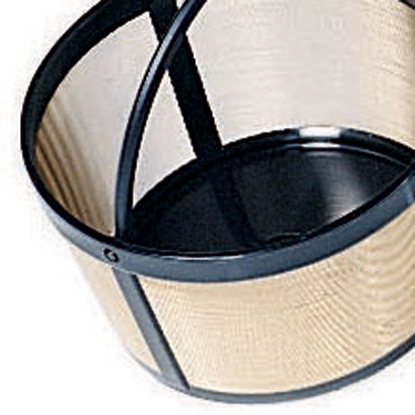 4 Cup Permanent Basket Coffee Filter-303763