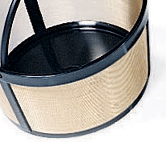 how to clean permanent coffee filter