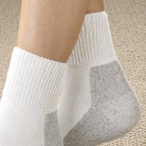 Women's Diabetic Socks - 2 Pairs-304496