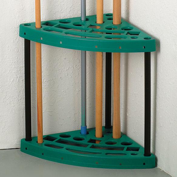 Corner Garden Tool Rack-304648