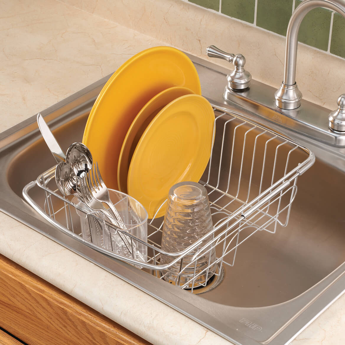 Over-the-Sink Dish Rack Chef's Pride-305089
