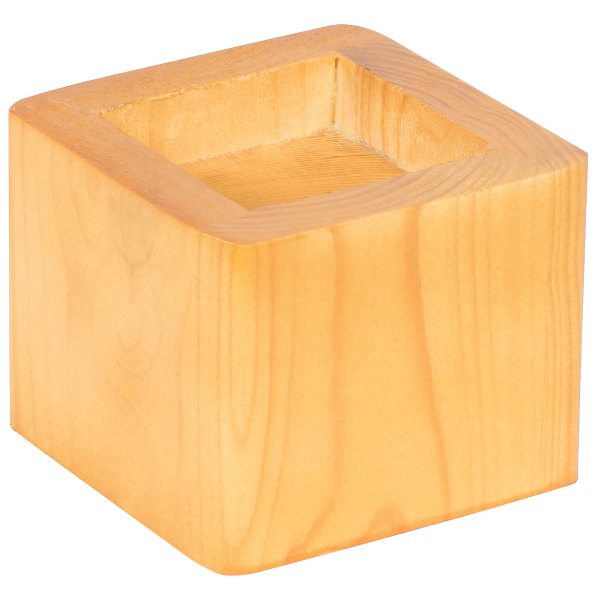 Wood Bed Risers Set of 4-308284