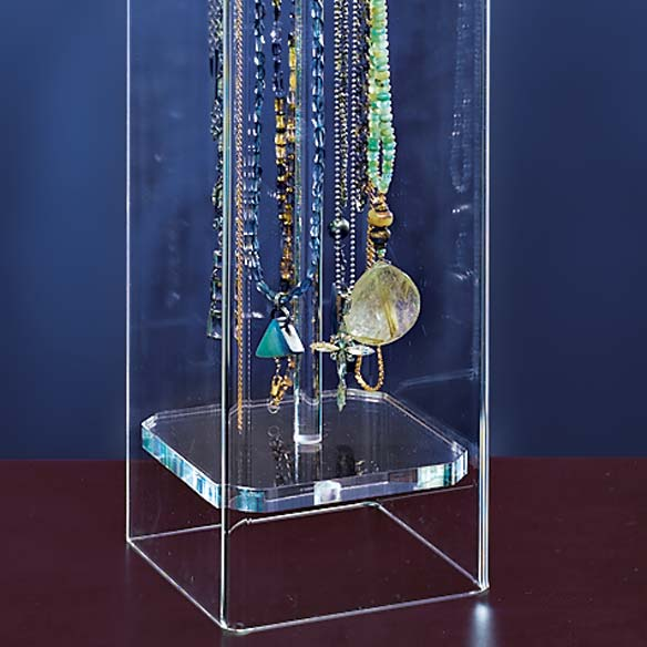Acrylic Necklace Holder-310568
