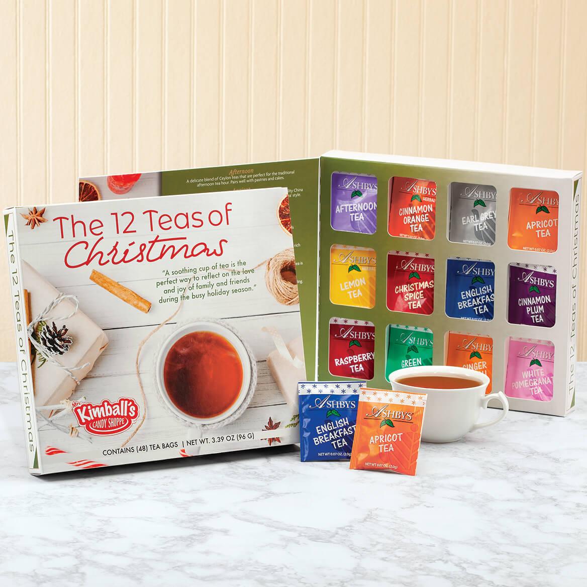 Twelve Teas of Christmas-311194