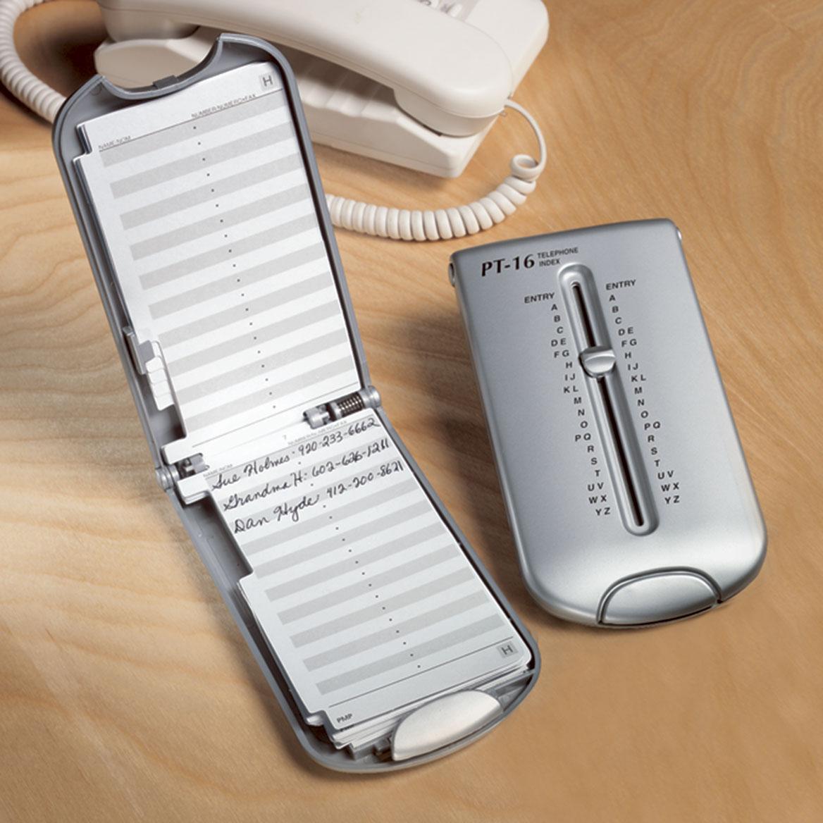 Old Fashioned Telephone Index-311246