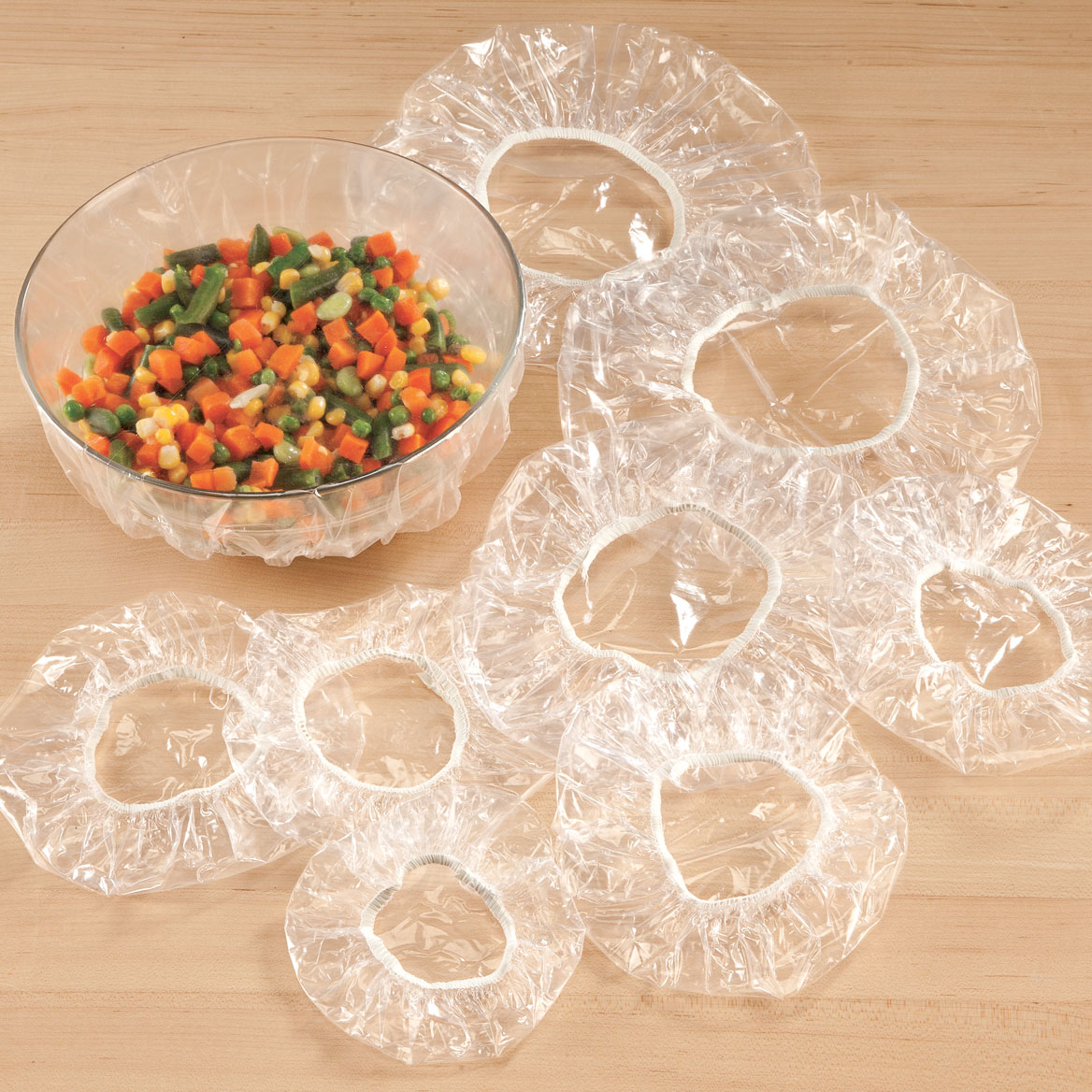 Elastic Edge Bowl Covers Set/50-312261