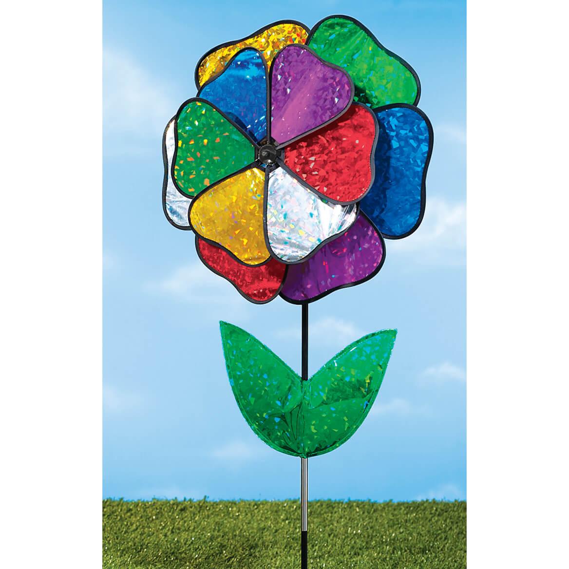 Holographic Flower Spinner-312407