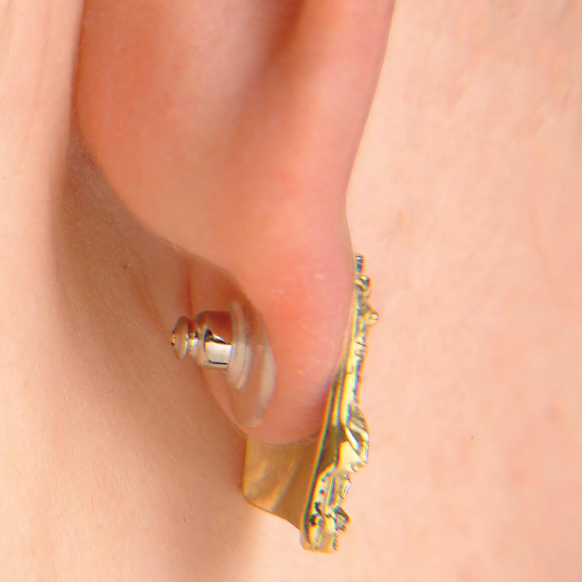 Earring Comfort Clutches 36 pcs-325652