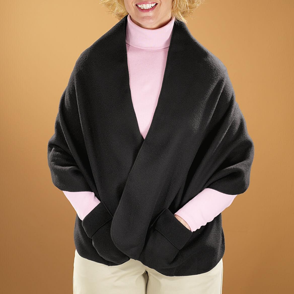 Polar Fleece Shawl-326209
