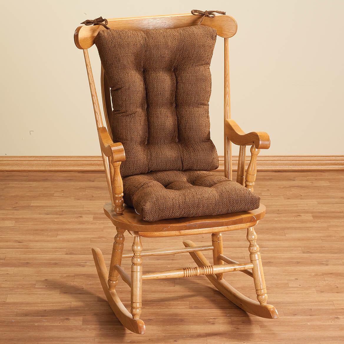 Tyson Rocking Chair Cushion Set & Rocking Chair Cushion Set - Rocking Chair Cushions - Walter Drake