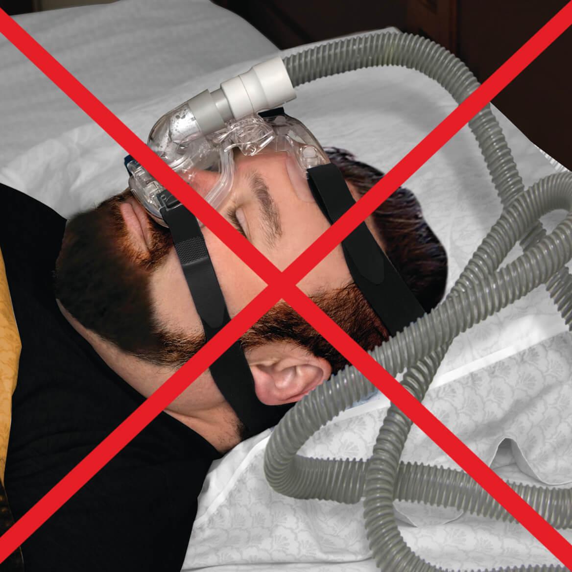 CPAP Hose Holder-333958