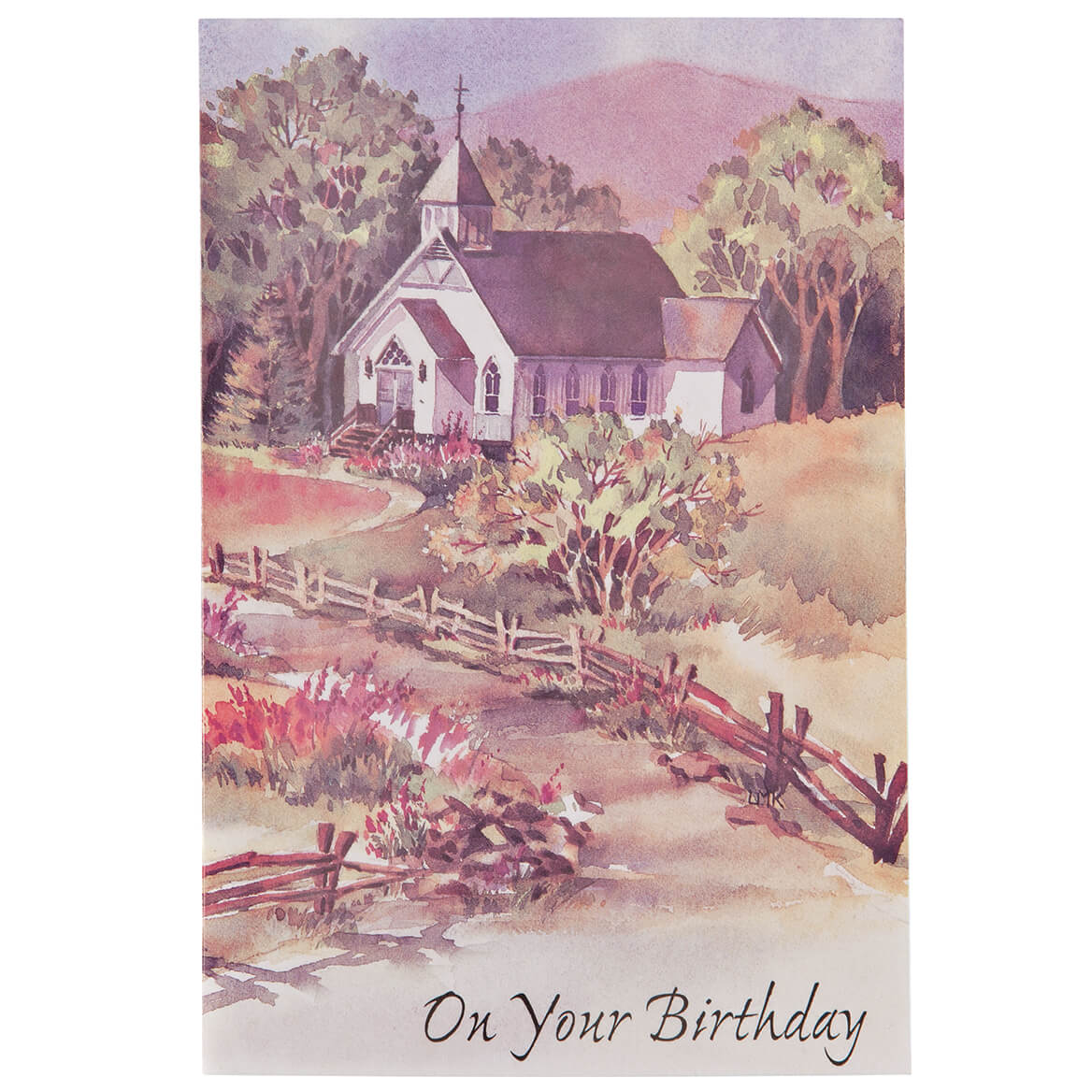 Christian Birthday Cards Value Pack Of 24