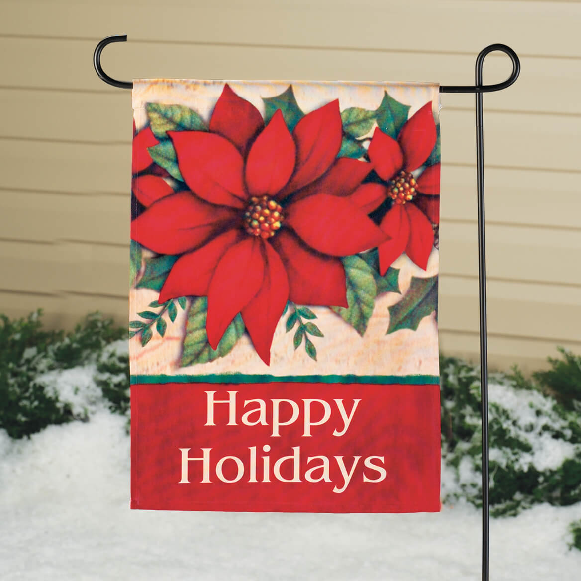 Holiday Flags, Set of 4-342964