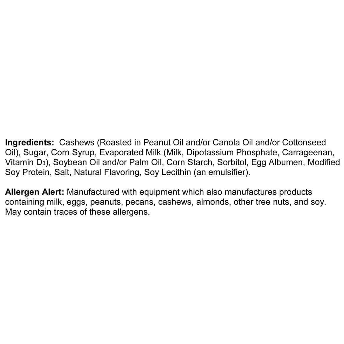 Cashew Log Roll-343874