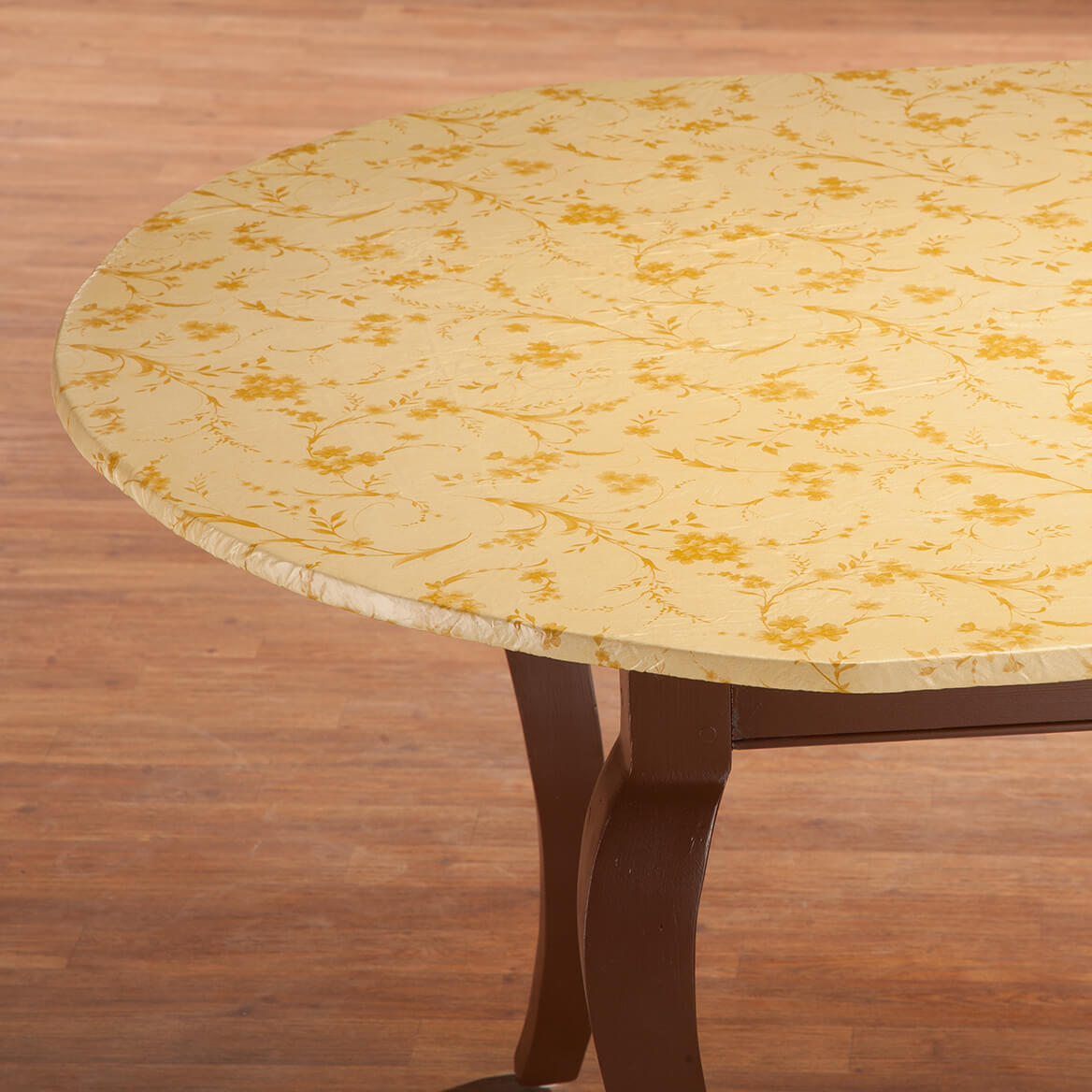 Floral Swirl Elasticized Tablecover-344557