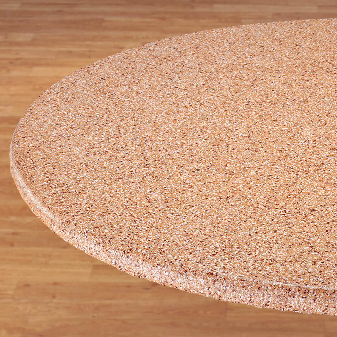Polished Granite Vinyl Fitted Tablecover-344600