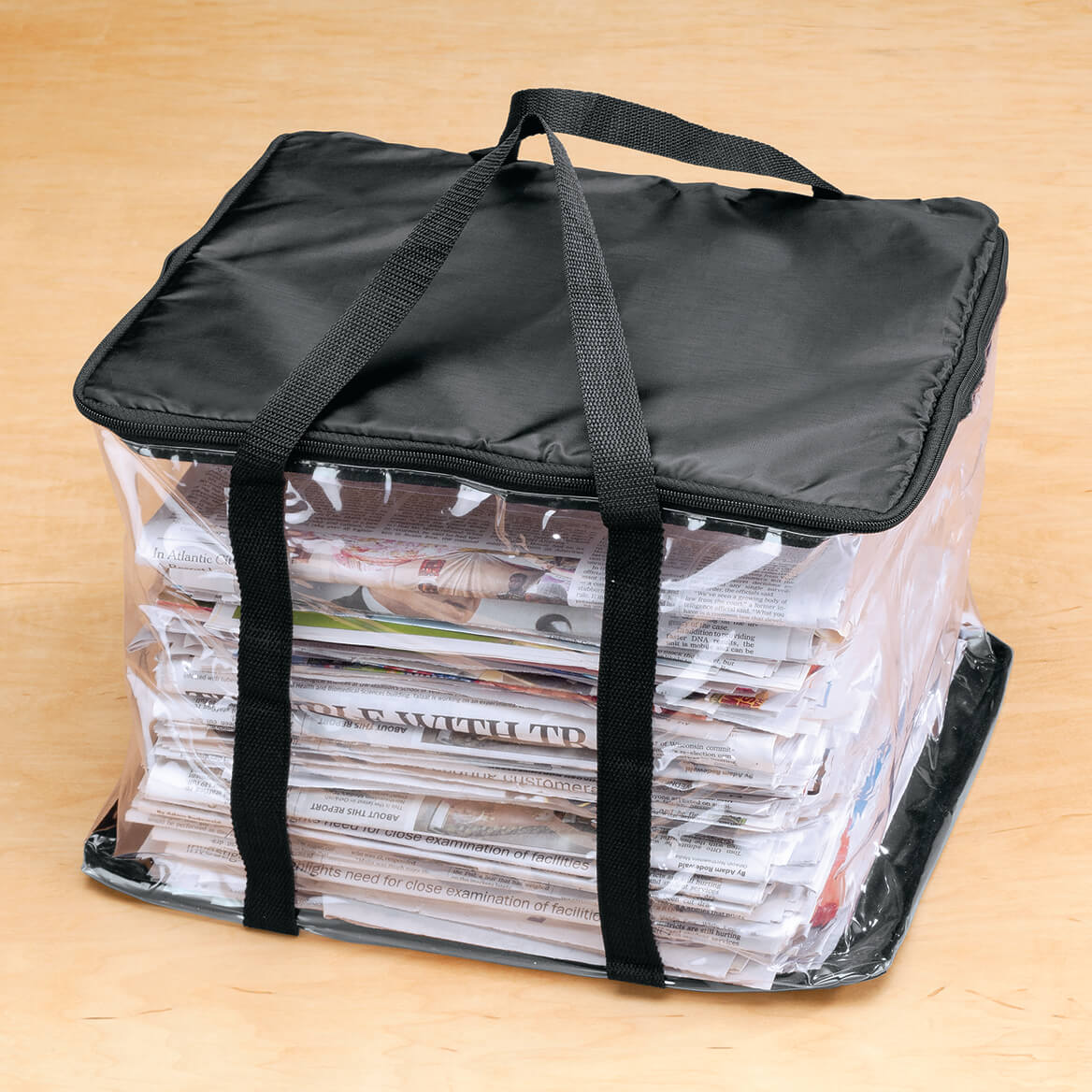 Newspaper Storage Case-344901