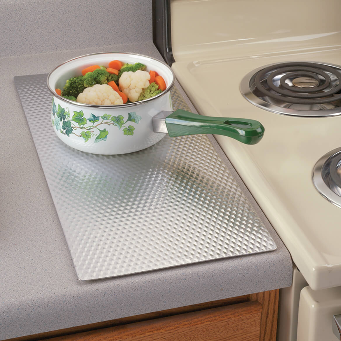 Non Slip Insulated Counter Mat Non Slip Kitchen Mat