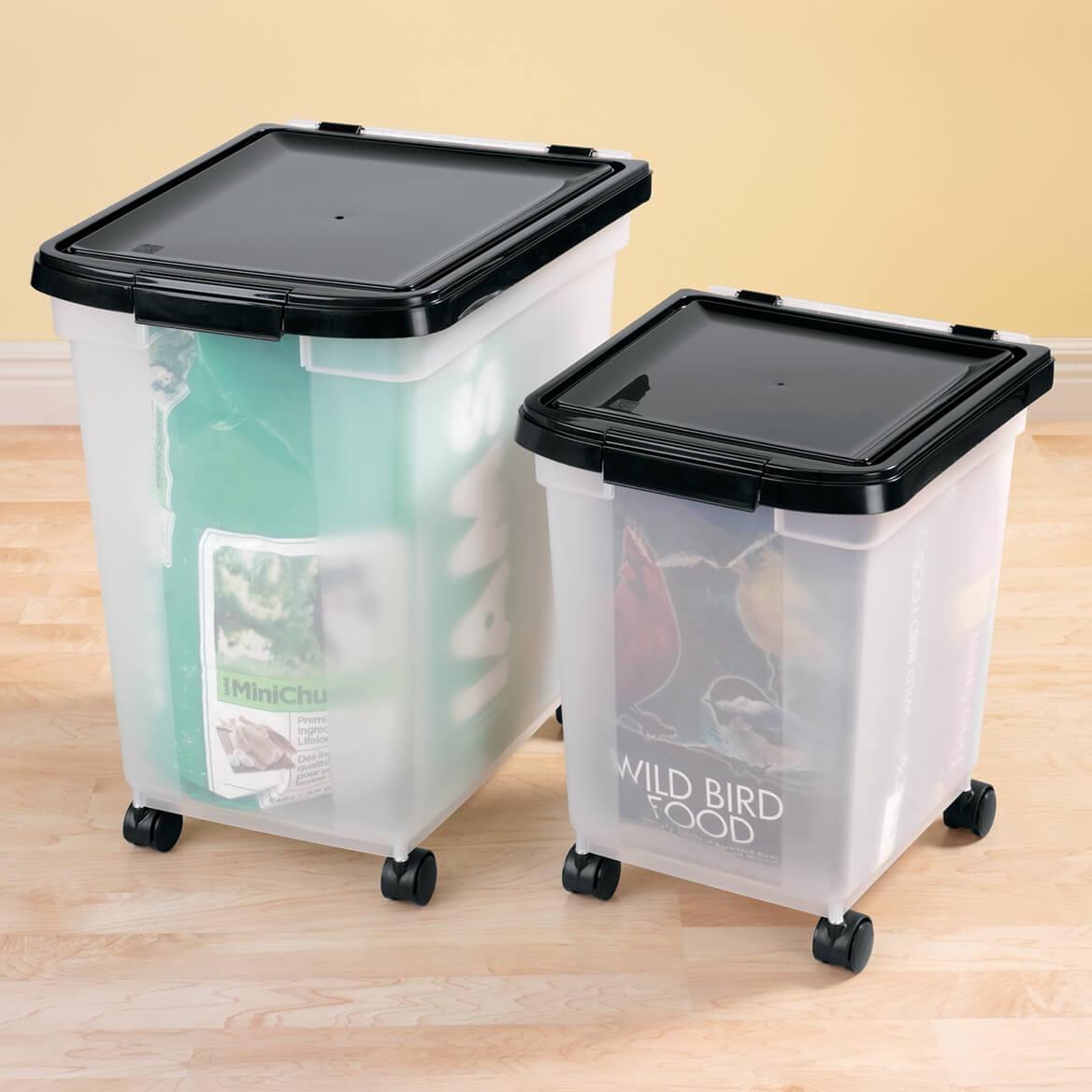 (12) Read Reviews Write a Review Read Qu0026A & Rolling Storage Bins - Rolling Plastic Storage Bins - Walter Drake