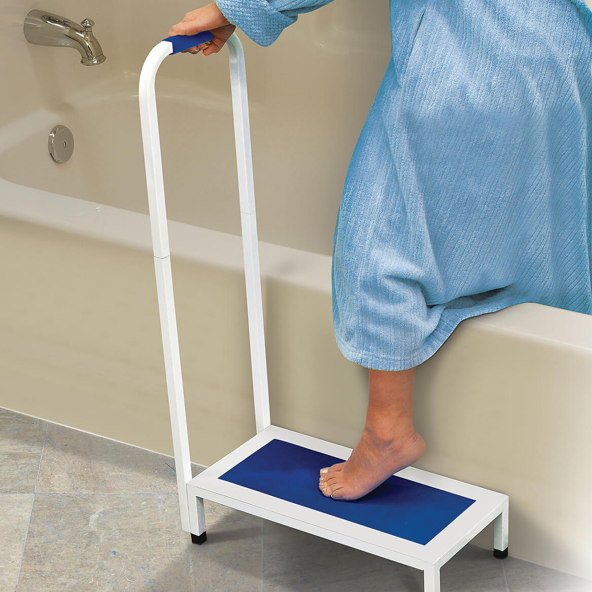 Bath safety step bath step stool shower step stool for Bathroom safety shower shoes