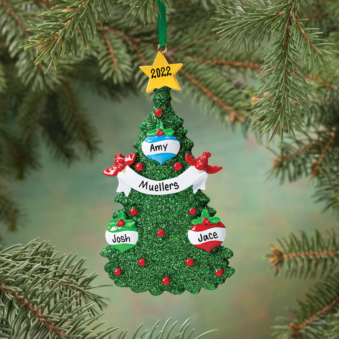 Personalized Christmas Tree Ornament-346137 Personalized Christmas Tree Ornament-346137