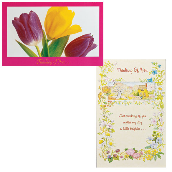 Thinking of You Cards Value Pack of 20-350864