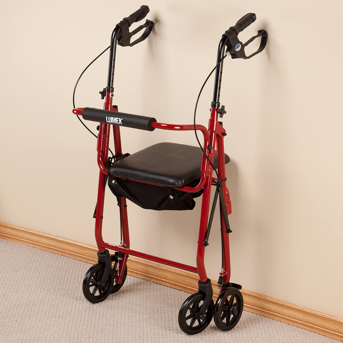 Lumex® Walkabout Basic Rollator-351266
