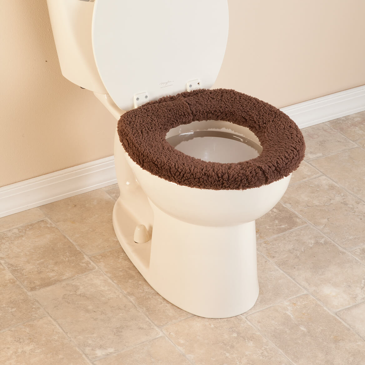 Padded Toilet Seat Cushion - Padded Raised Toilet Seat - Walter Drake