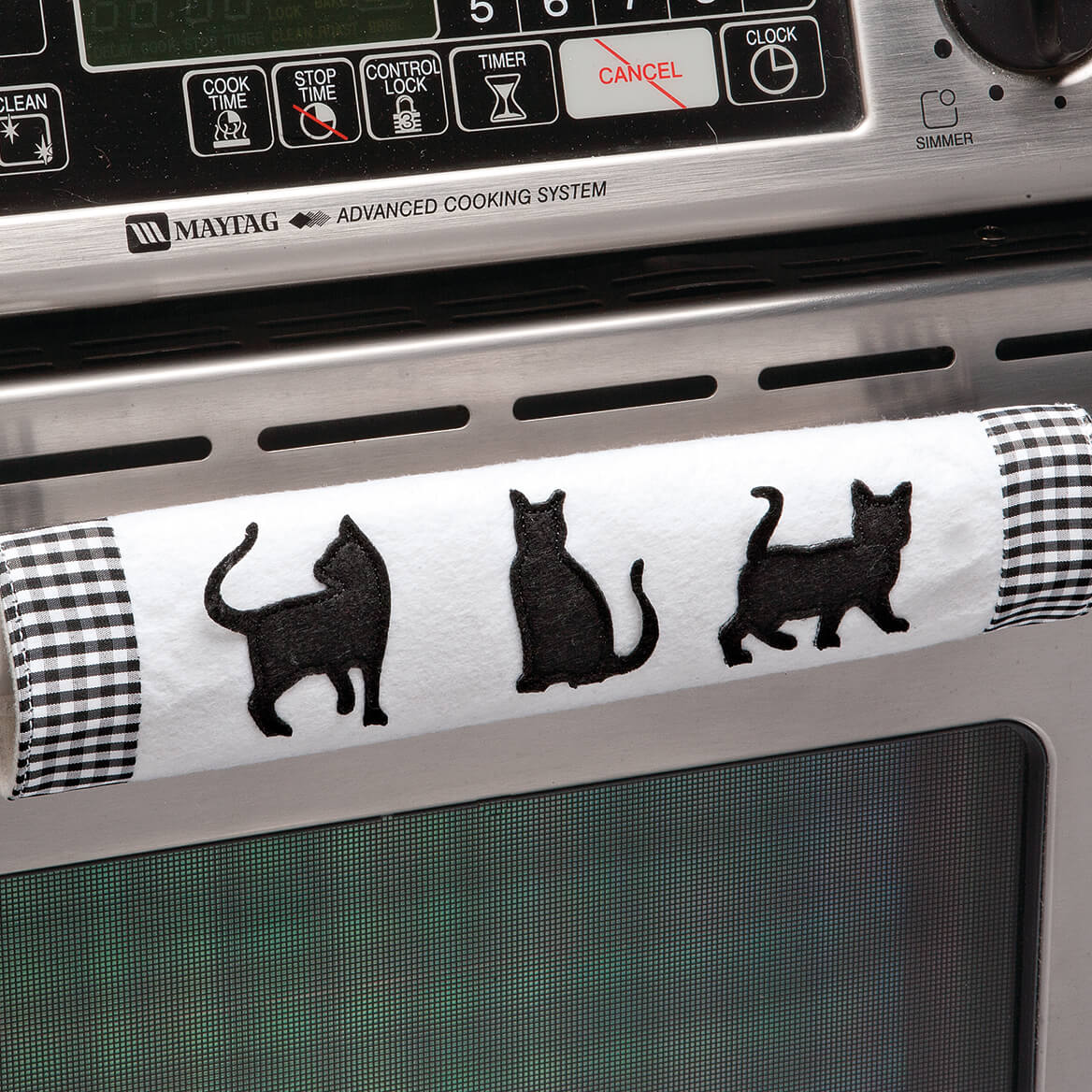 Cat Appliance Handle Covers, Set of 3-351814