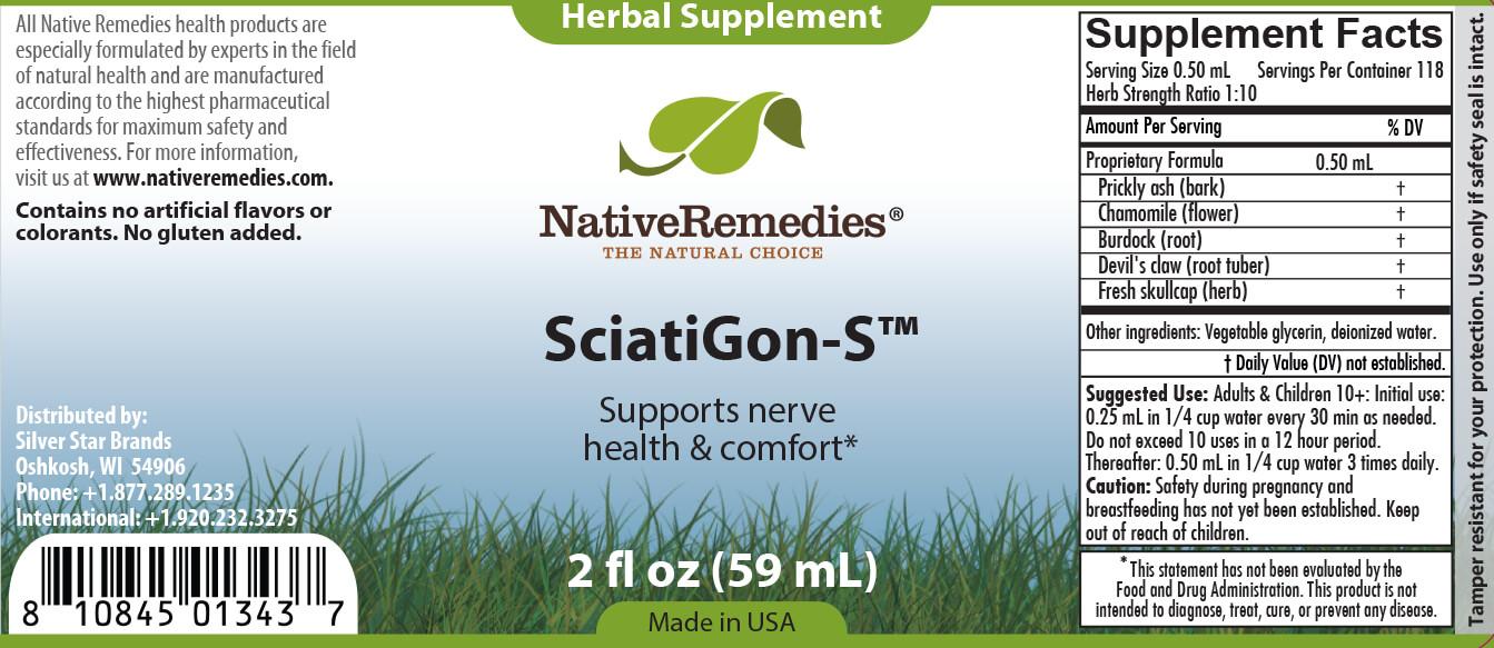NativeRemedies® Complete Sciatigon ComboPack-352705