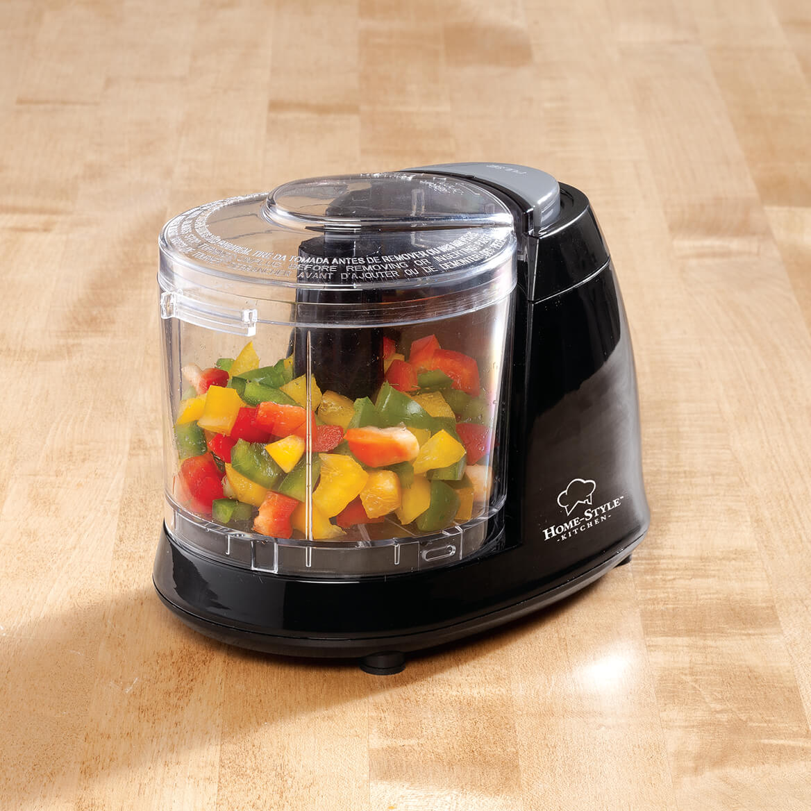 Mini Food Kitchen: Electric Mini Food Chopper By Home-Style Kitchen