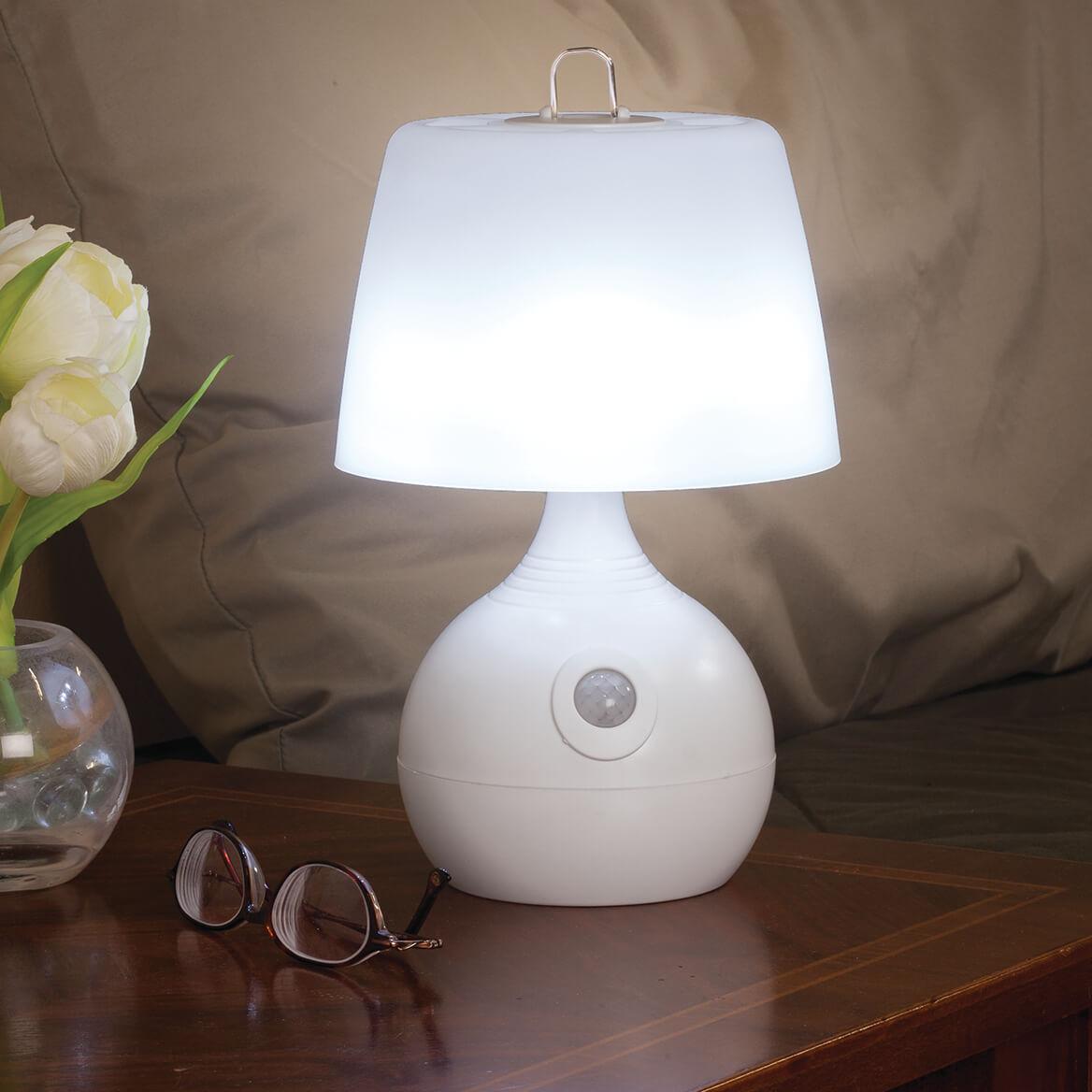 12 LED Motion Sensor Table Lamp-354017