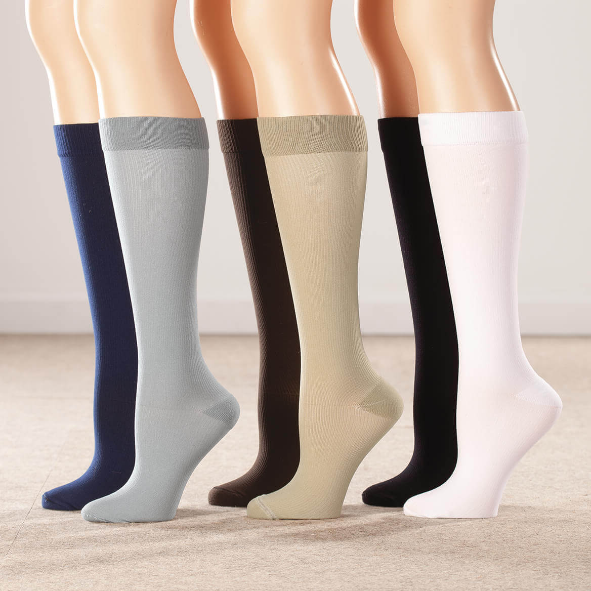 Silver Steps™ Compression Socks 15-20 mmHg-354138