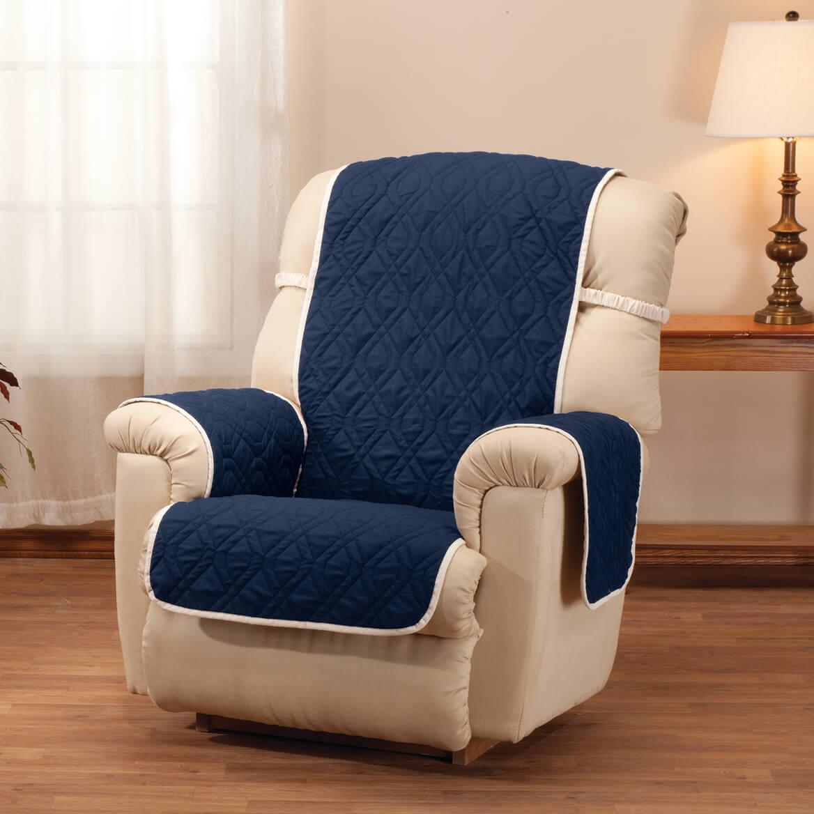 Brilliant Deluxe Reversible Waterproof Recliner Chair Cover Andrewgaddart Wooden Chair Designs For Living Room Andrewgaddartcom