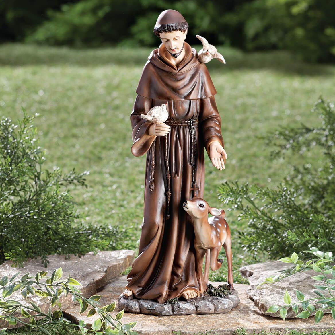 St. Francis Statue-355265