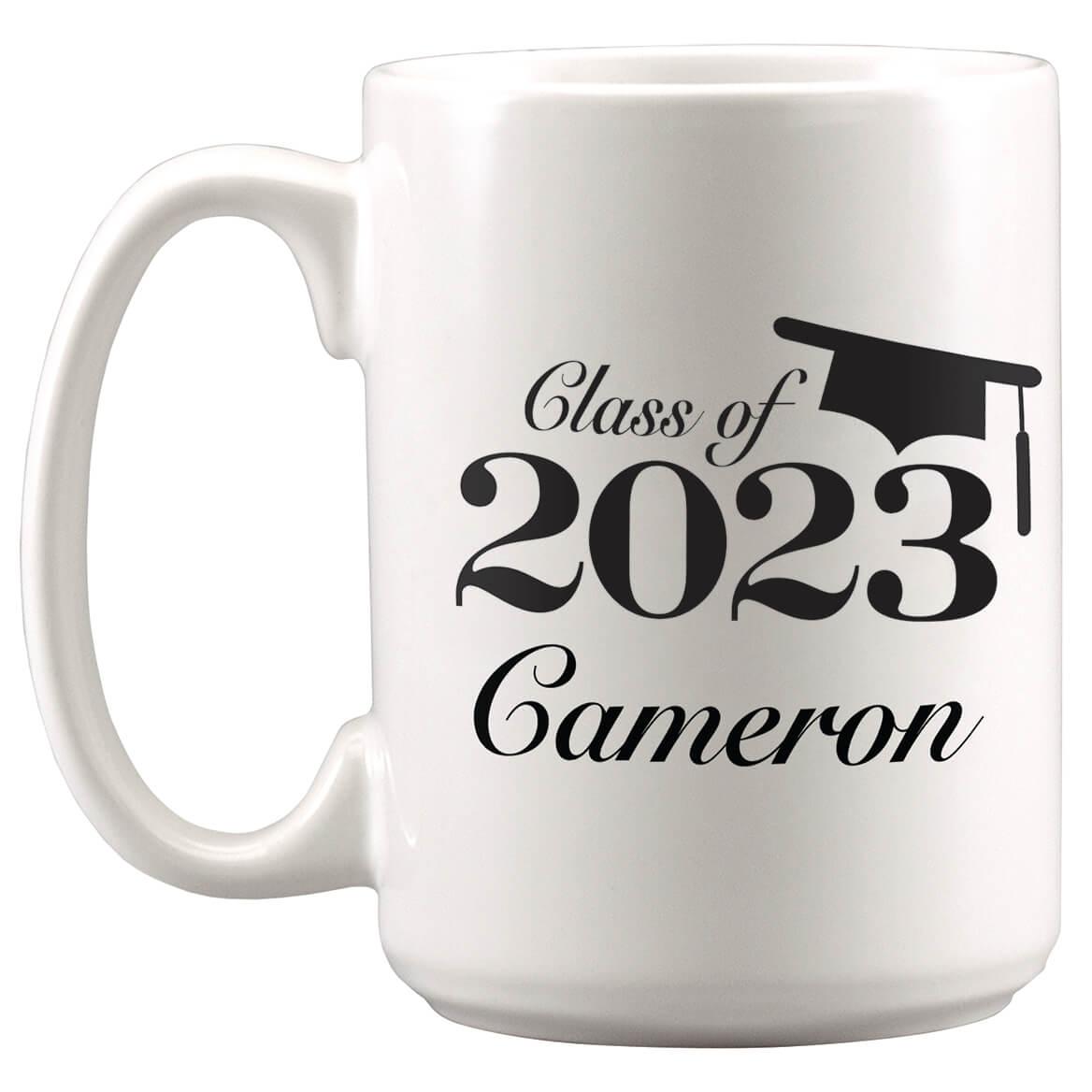 Personalized Any Year Graduation Mug-355586