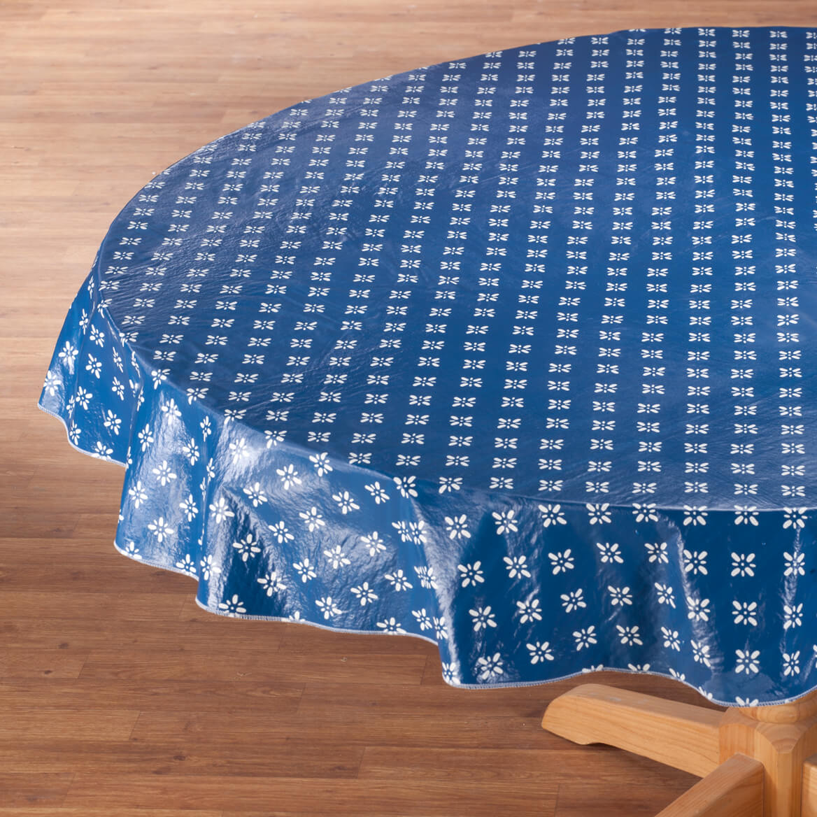 Heritage Vinyl Table Cover By Home-Style Kitchen™-355909