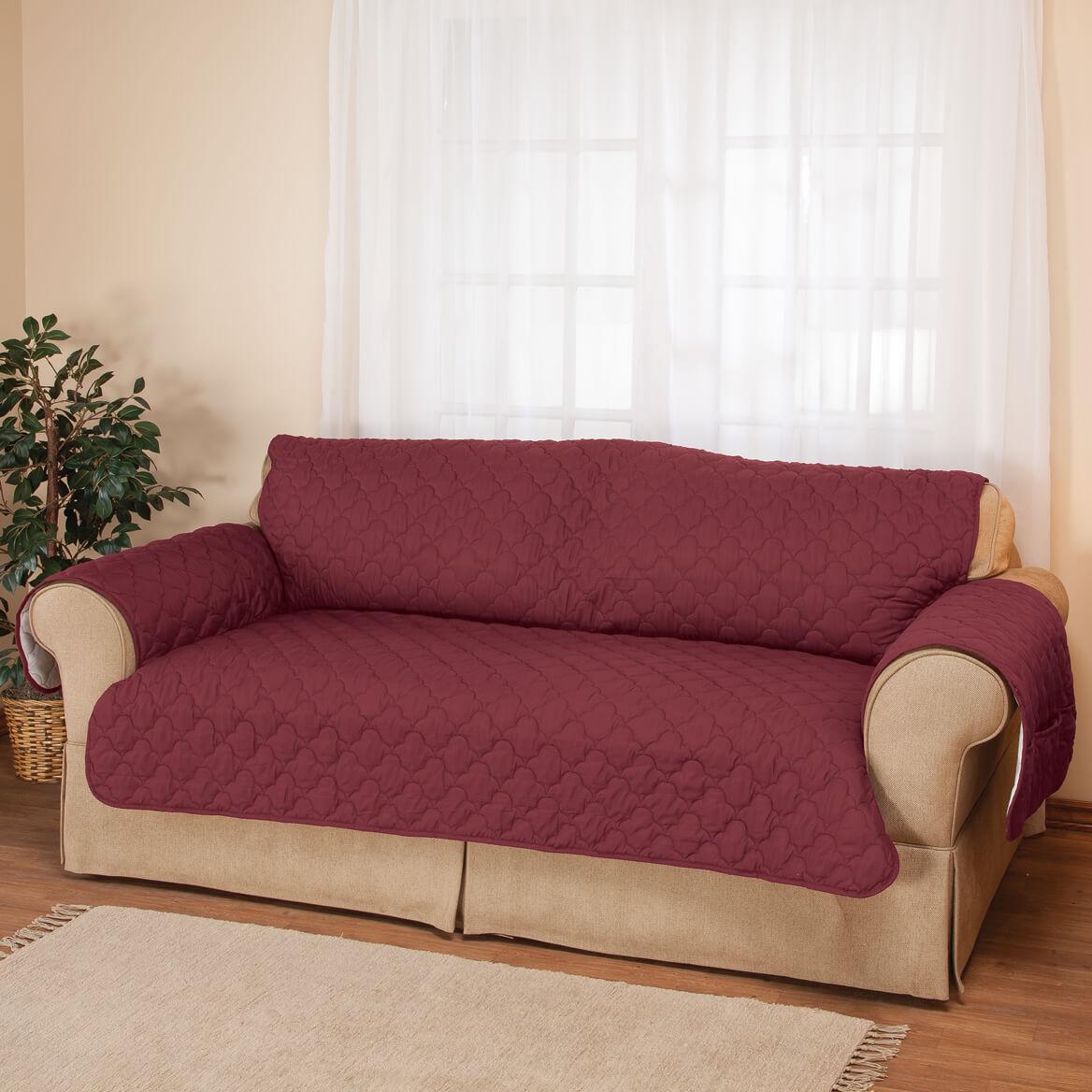 Deluxe Microfiber Sofa Cover by OakRidge™-358280