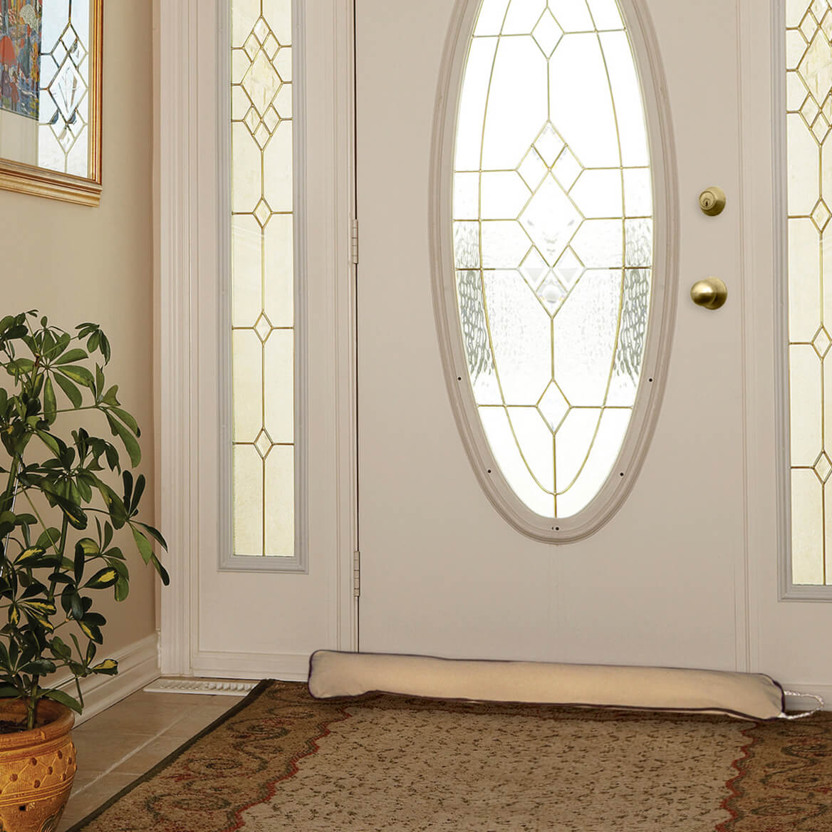 Door Sweep - Door Bottom Seal - Door Bottom Weatherstrip - Walter Drake