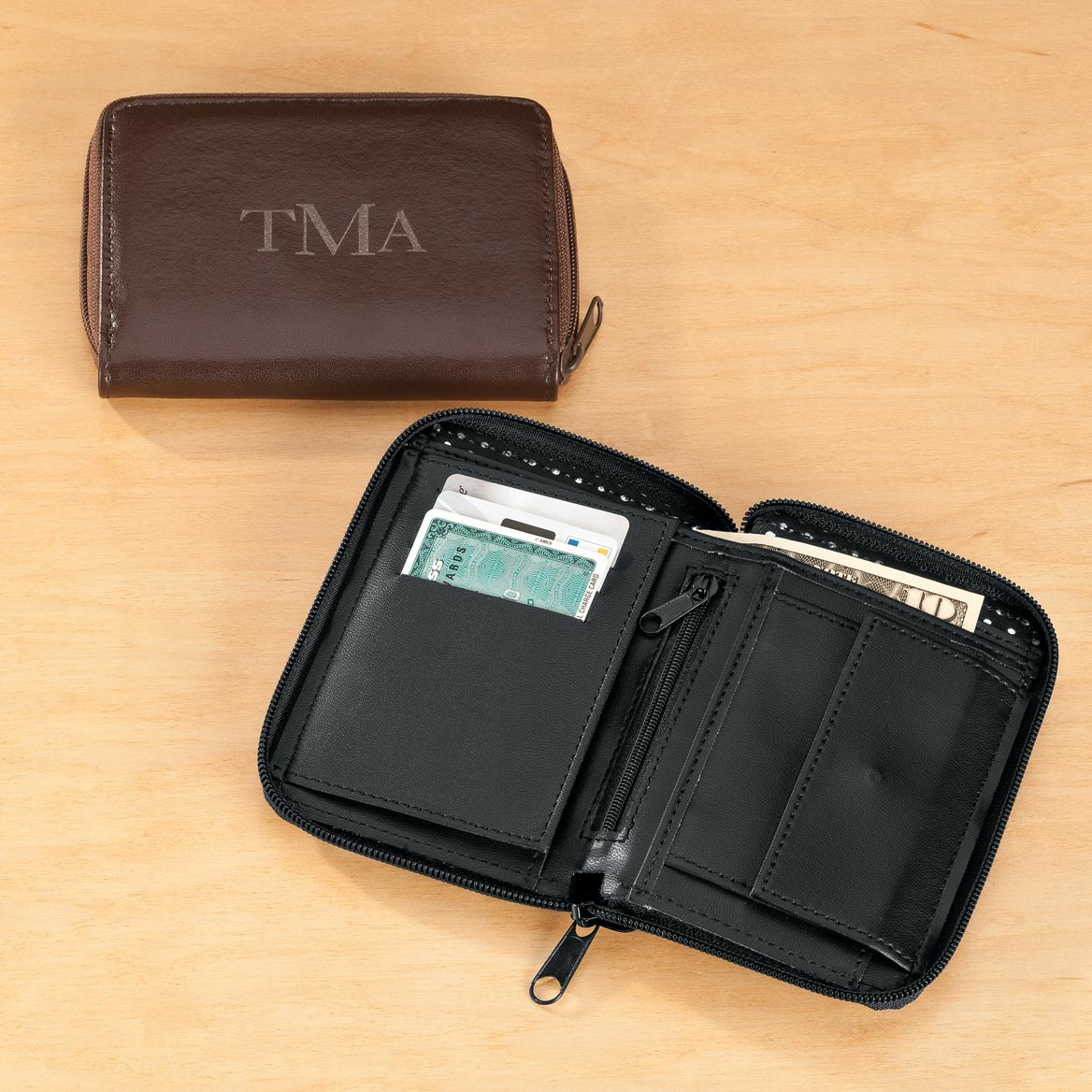 RFID Leather Wallets-359111