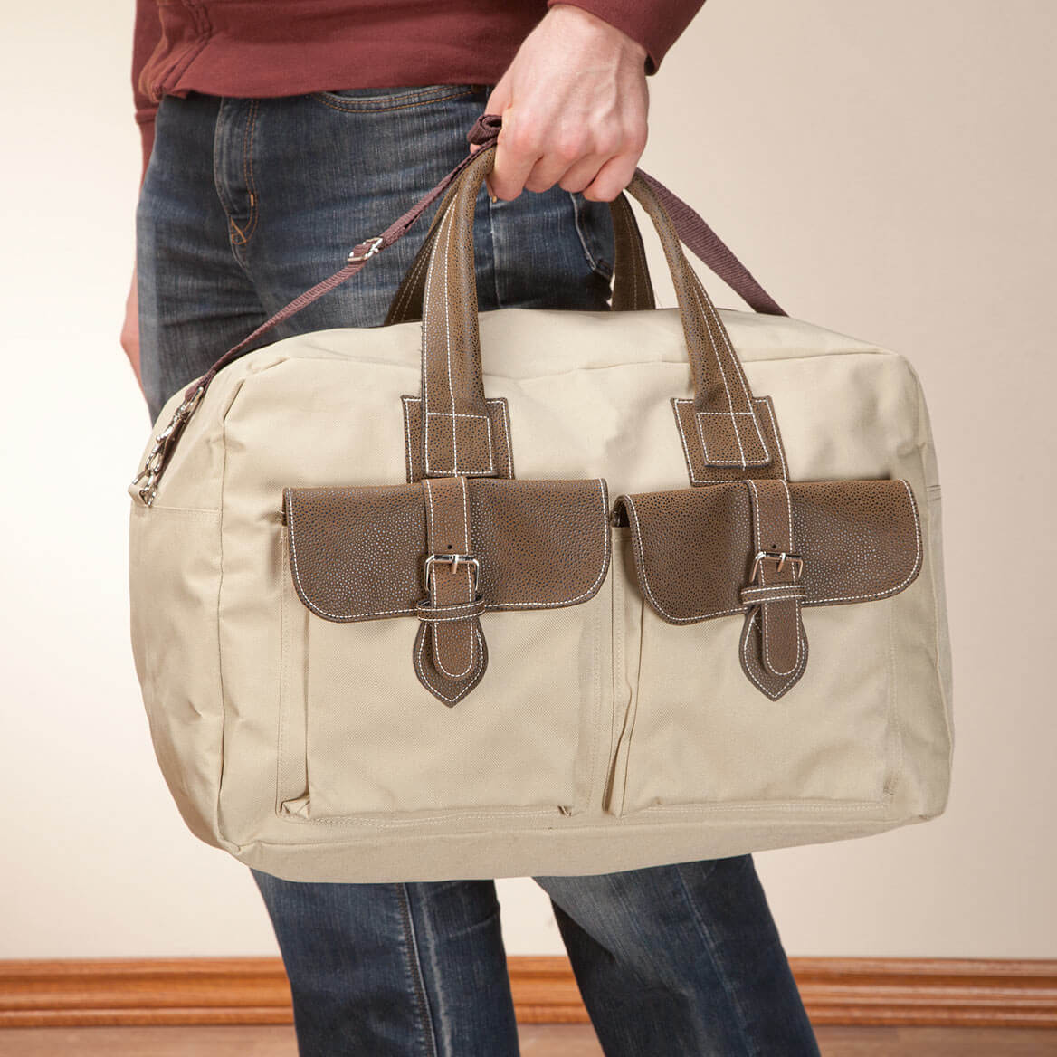 Personalized Duffle Bag-359494