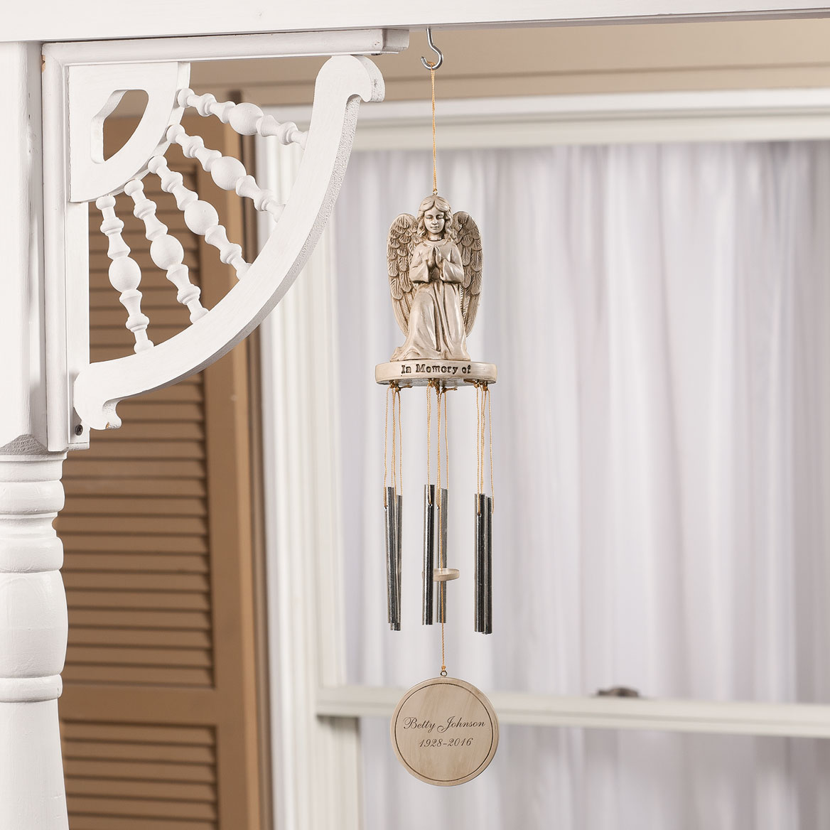 Personalized Memorial Windchime by Fox River™ Creations-359497