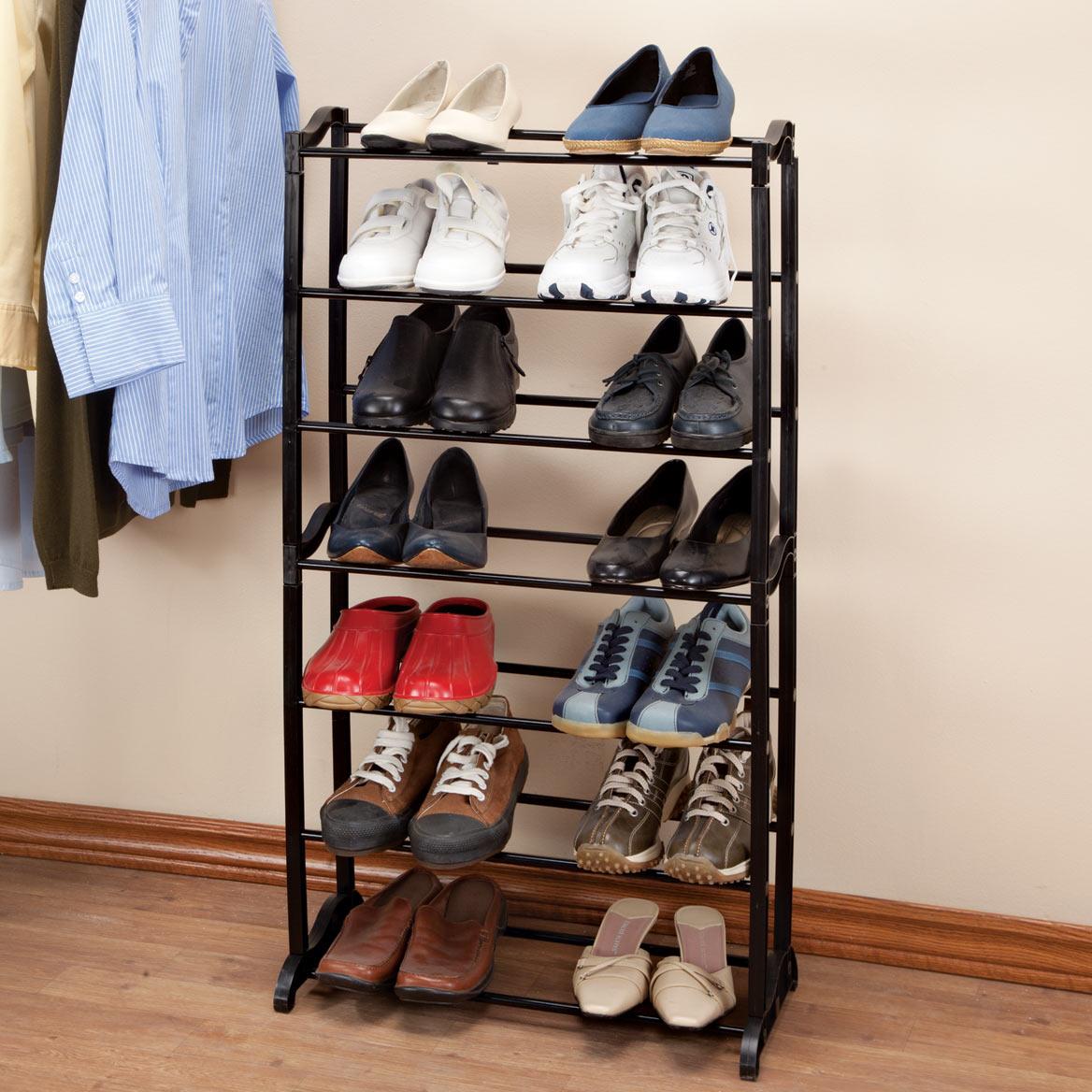 Seven Tier Shoe Rack-359725