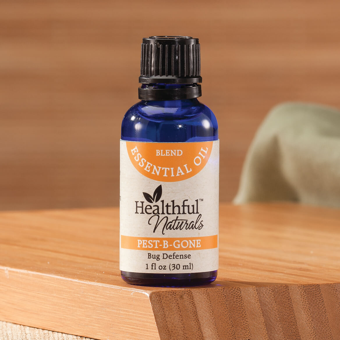 Healthful Naturals Pest-B-Gone Essential Oil, 30 ml - Walter Drake