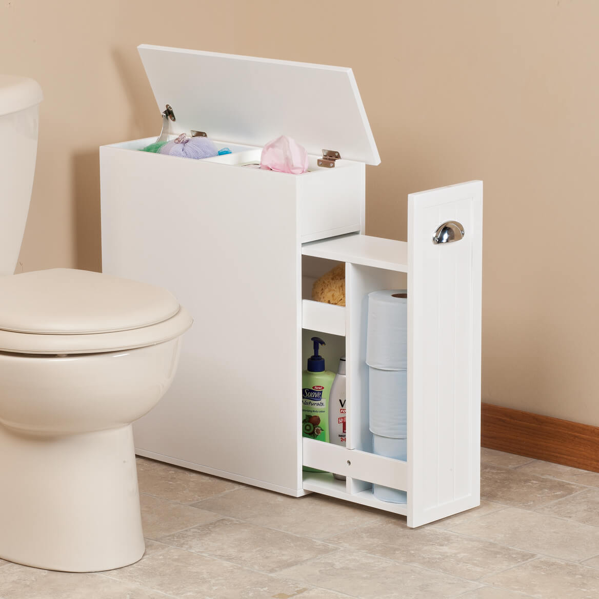 slim bathroom storage cabinet Slim Bathroom Storage Cabiby OakRidge   Slim Cabi  Walter  slim bathroom storage cabinet