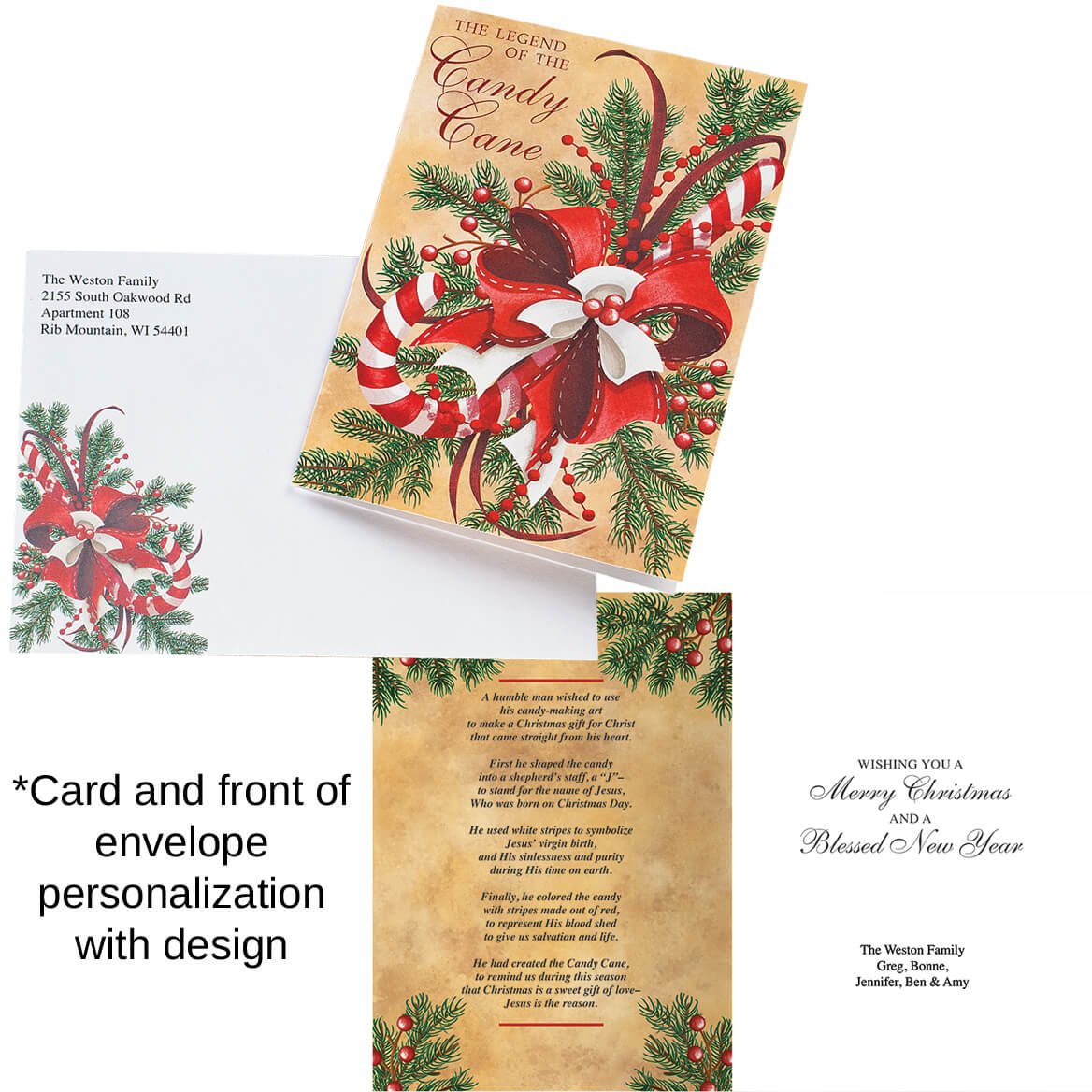 Christmas Cards - Holiday Cards - Greeting Cards - Walter Drake