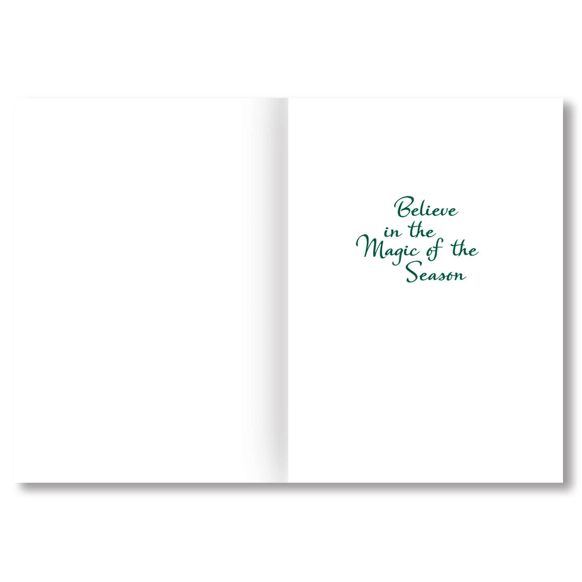 Magic of the Season Non- Personalized Christmas Card set of-360463