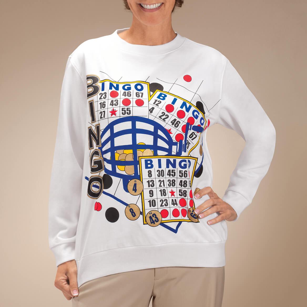 Bingo Sweatshirt by Sawyer Creek-361356
